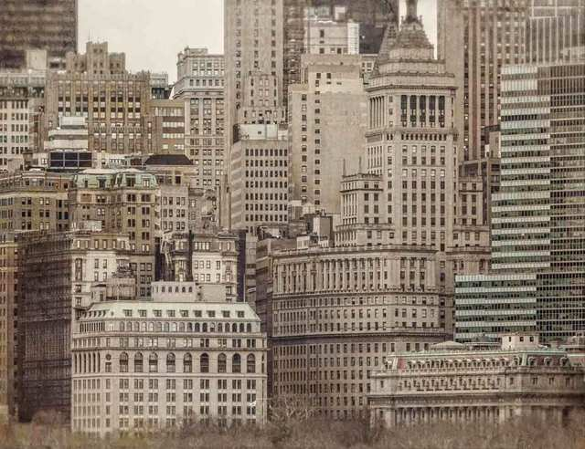 Thomas Hager, 'NYC Architecture Study, 1/10', 2018, Sears-Peyton Gallery