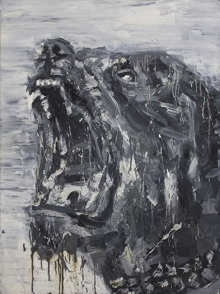 Joseph Tecson, 'Dogfight', 2011, Light and Space Contemporary