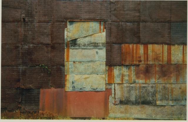 , 'Side of Warehouse, Newbern, Alabama,' 1990-printed 1993, Scott Nichols Gallery