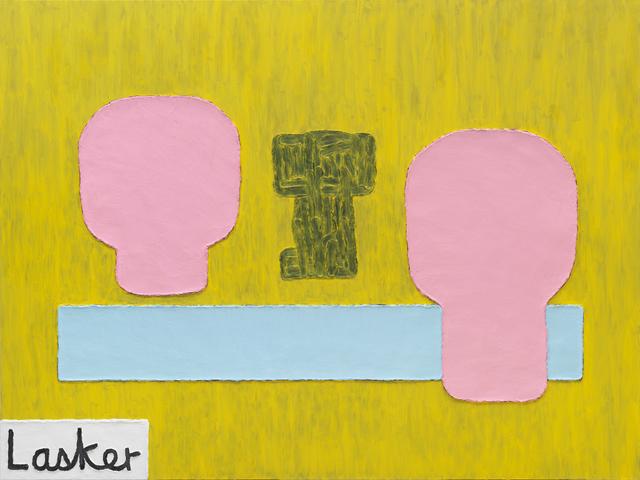 , 'Lasker,' 2019, Galerie Thomas Schulte