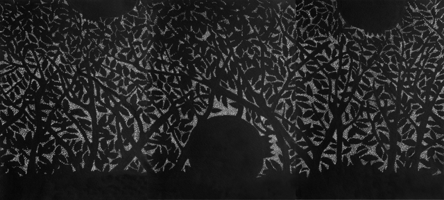 , 'Pomegranate Tree ,' 2017, Albareh Contemporary
