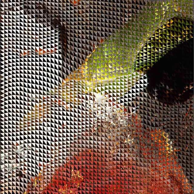 , 'Camouflage I,' 2015, Gallery Elena Shchukina