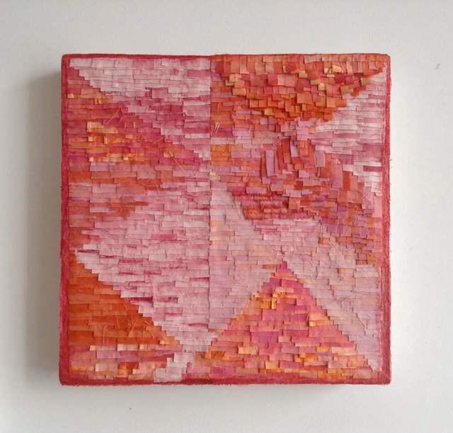 , 'Untitled 1 (red),' 2015, Amparo 60