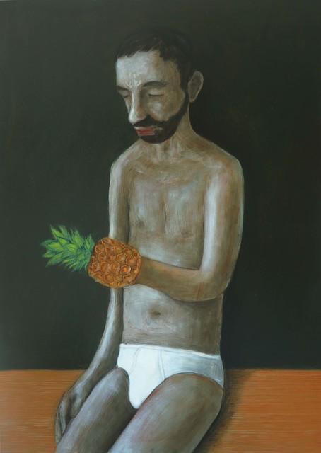 , 'Ananasarm,' 2018, Marc Straus