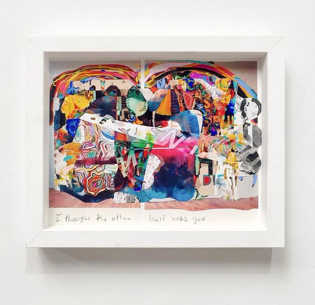 , 'The Other Half,' 2017, Brainworks Gallery