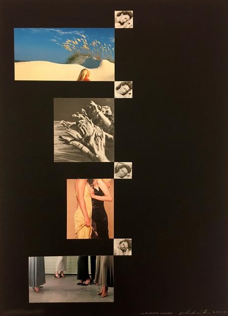 , 'unruhiger schlaf,' 2000, Christine König Galerie