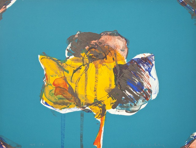 , 'The Rose (State III),' 1980, Tamarind Institute