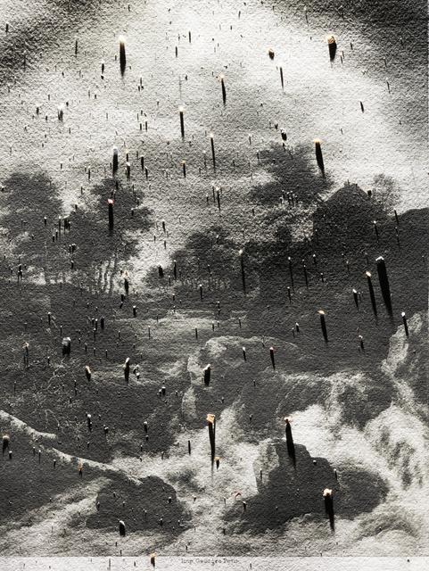 , 'La Cascade,' 2018, Galerie Anhava