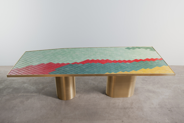 , 'Landscapes table #1,' , Carwan Gallery