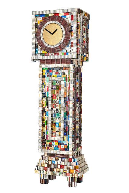 Diederik Schneemann, 'Matchbox King Clock ', 2019, Rademakers Gallery