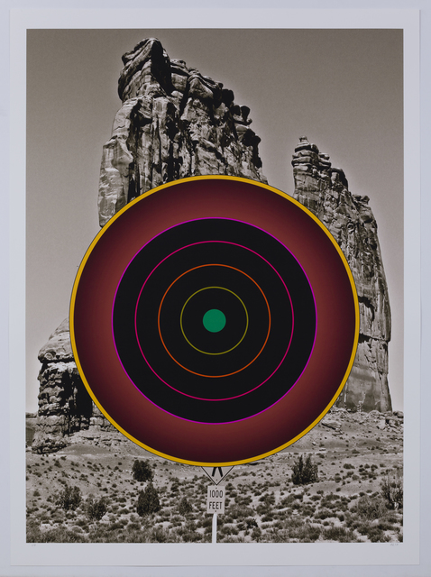 , '1000 Feet,' 2013, L.A. Louver