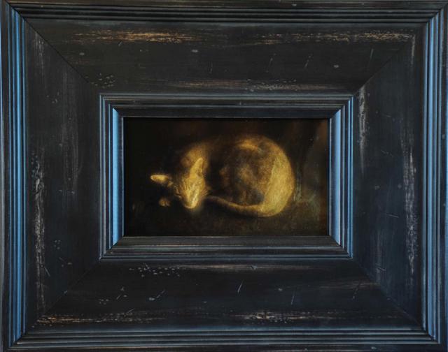 Kate Breakey, 'Sleeping Cat', 2015-2018, photo-eye Gallery