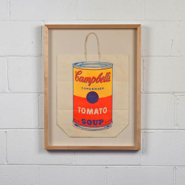 Andy Warhol, 'Soup Can Bag [Feldman & Schellmann II.4a]', 1966, Caviar20