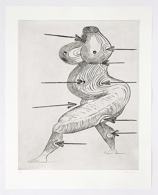 , 'St. Stebastian,' 1992, Mary Ryan Gallery, Inc