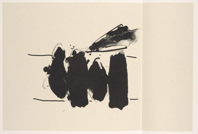 , 'Spanish Elegy,' 1987, de Young Museum