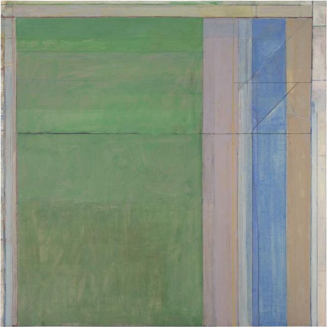 Richard Diebenkorn, 'Ocean Park #111', 1978, Richard Diebenkorn Foundation