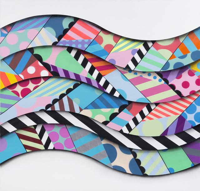 Jason Woodside, 'Wavey', 2016, Julien's Auctions
