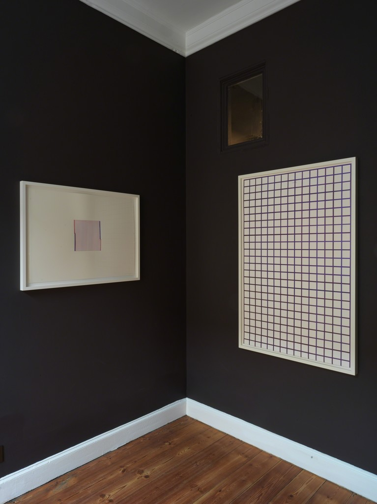 Installation view of the group exhibition TWENTY