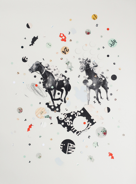, 'Off To The Races,' 2018, Hashimoto Contemporary
