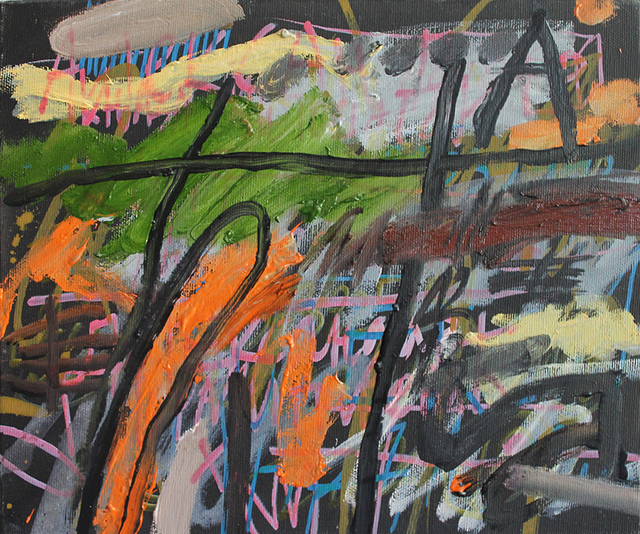 , 'Playground LXVIII | C,' 2016, Drina Gallery