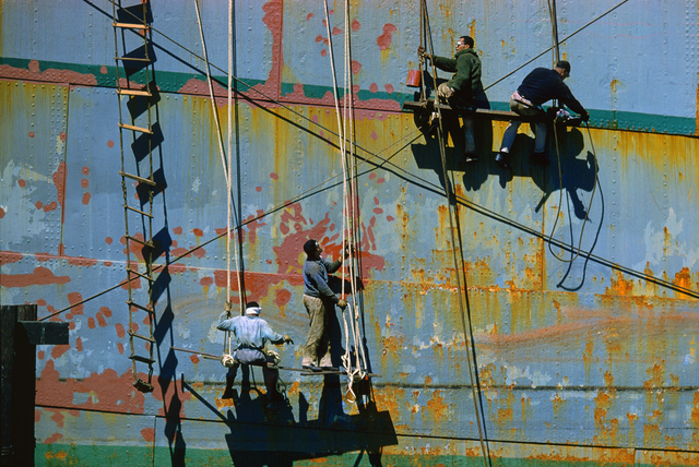 , 'Maritime Mural,' 1960, Equinox Gallery