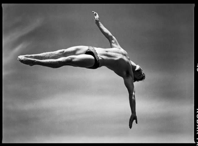 , 'Men's Platform Diving. Fort Lauderdale, Florida.,' 1996, Anastasia Photo