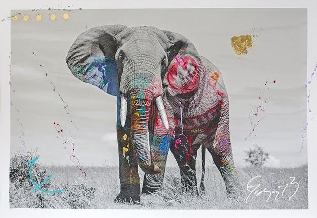 , 'Jumbo,' 2018, Markowicz Fine Art
