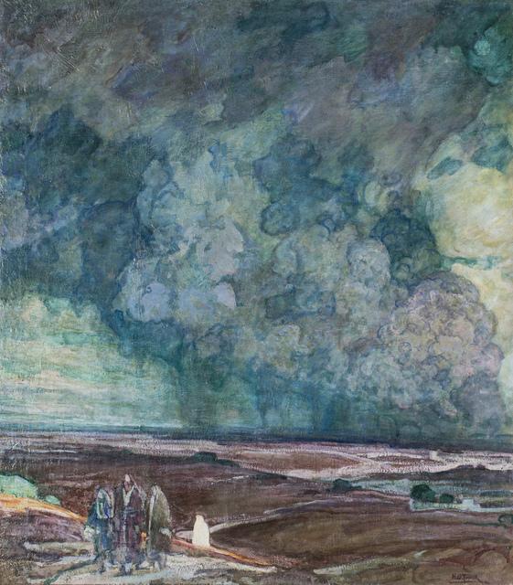 , 'Sodom and Gomorrah,' 1920-1924, Michael Rosenfeld Gallery
