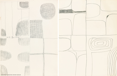 Untitled (2 works)
