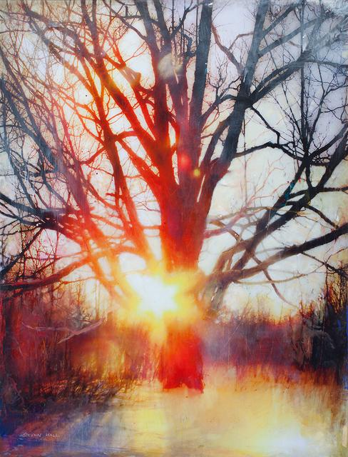 , 'Sunburst No. 2,' 2016, DTR Modern Galleries
