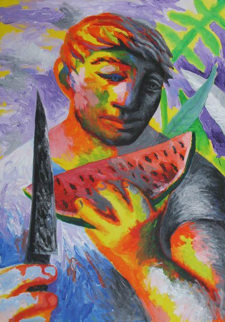 , 'Watermelon,' 2013, Anaid Art