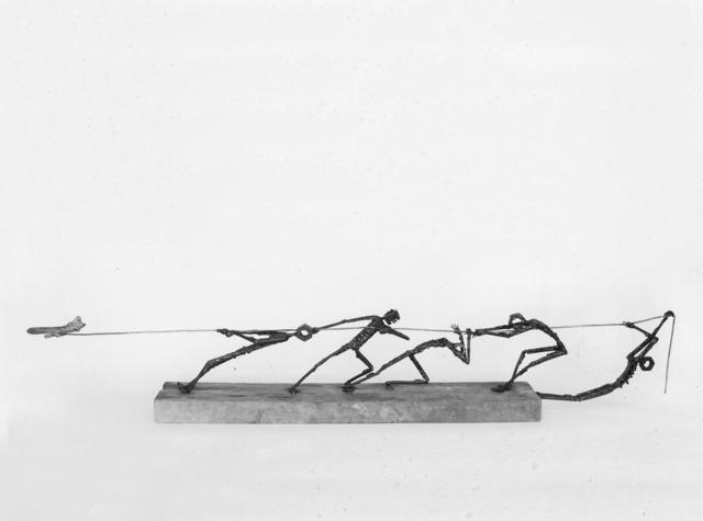 , 'El ultimo vuelo / The last flight,' 2012, ArteMorfosis - Cuban Art Platform