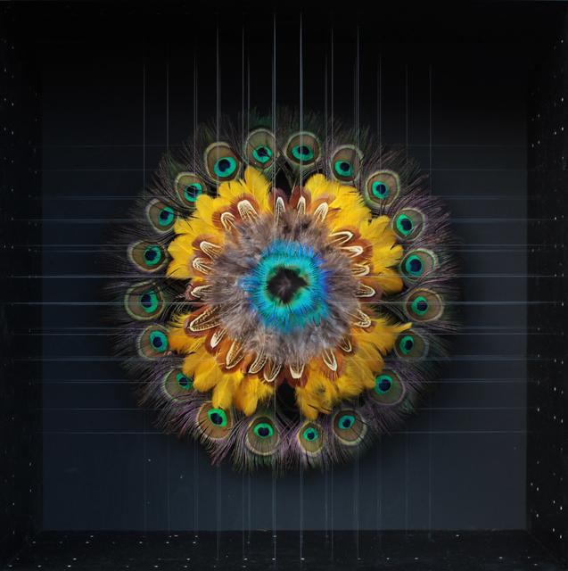 , 'Oeil de Mandala V,' 2016, [Perpitch et Bringand]