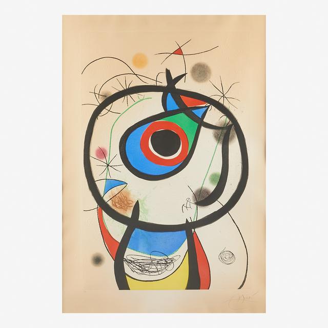 Joan Miró, 'Galathée', 1976, Rago/Wright