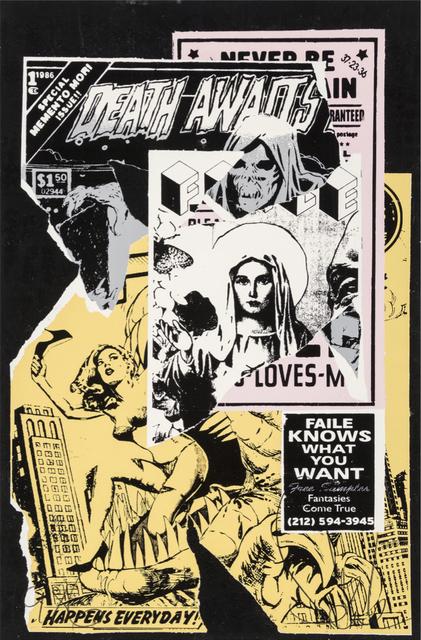 FAILE, 'Faile Knows', 2007, 33 Auction