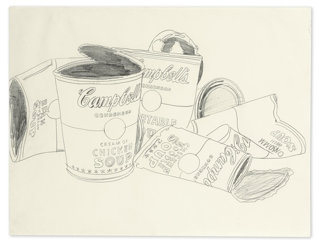 Andy Warhol, 'Five Campbell's Soup Cans', Christie's