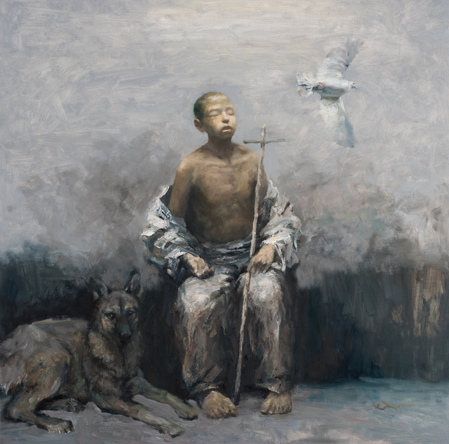 Cen Long, 'A Gospal', 2018, Hann Art Agency