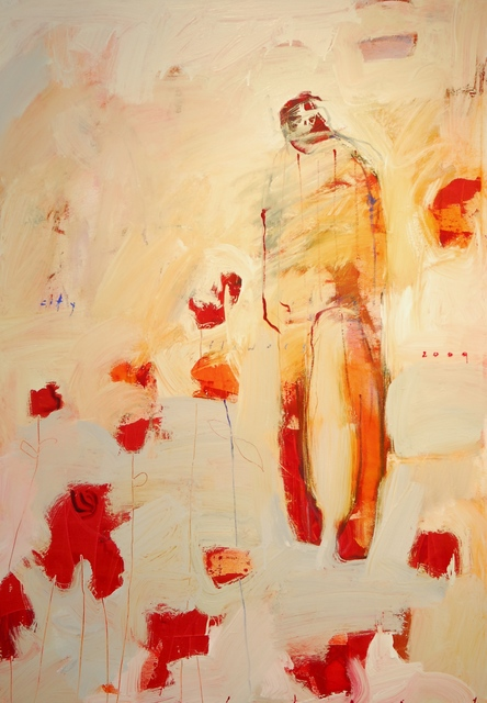 Chris Gwaltney, 'City Street Flowers NYC', 2010, Julie Nester Gallery