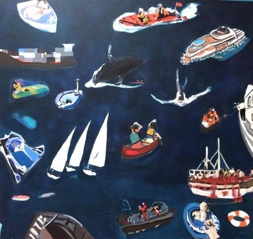 , 'dreamboat,' , Sara Nightingale Gallery