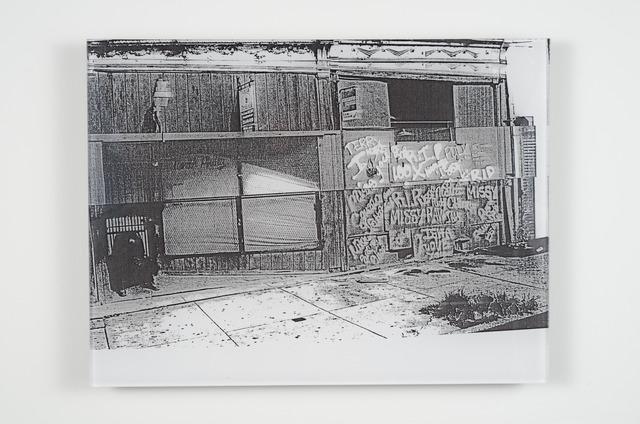 , 'Titan Street,' 2014, Fleisher/Ollman
