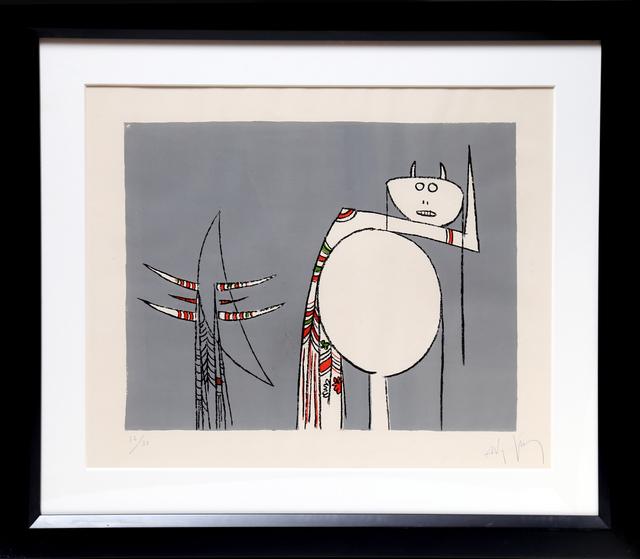 Wifredo Lam, 'La Double Vie', 1960, RoGallery
