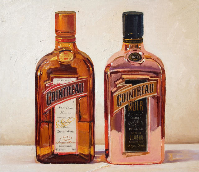 , 'Orange and Purple (Cointreau),' 2011, Rosenthal Fine Art