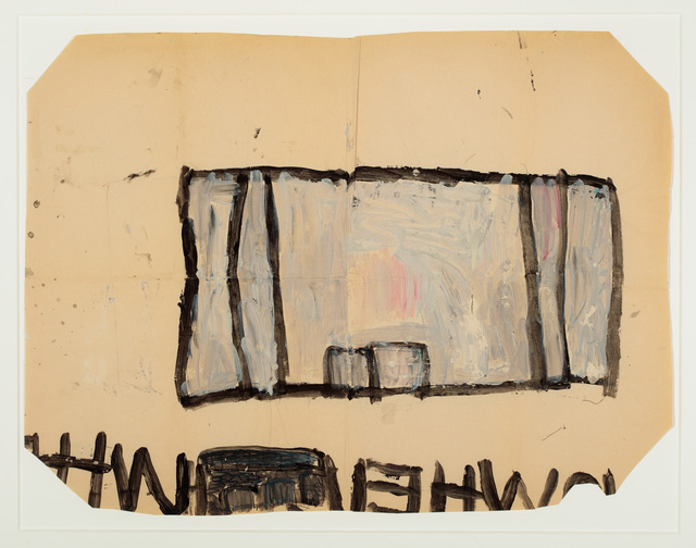 , 'Untitled (No. 10),' 1972-1980, Ricco/Maresca Gallery