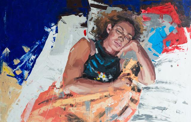 Adrian Socorro, 'Untitled', 2019, Painting, Acrilyc on canvas, ArteMorfosis - Cuban Art Platform