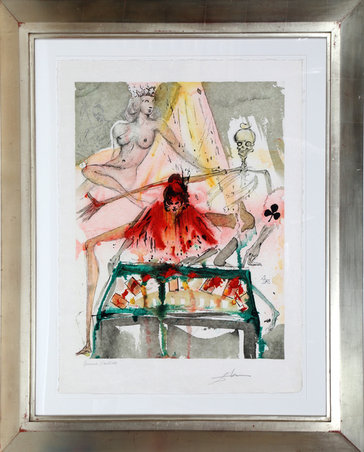 Salvador Dalí, 'Carmen, 70-1-O', 1970, RoGallery