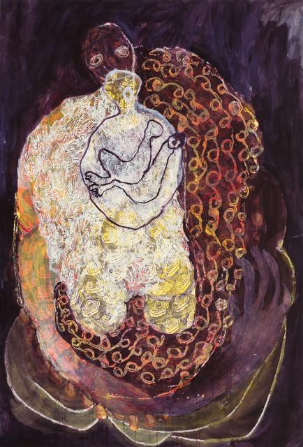 Portia Zvavahera, 'Ndakukurwa (Something Is Taking Me)', 2017, Stevenson