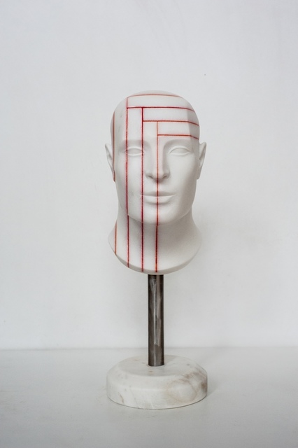 , 'Head 3,' 2017, ARTE GLOBALE