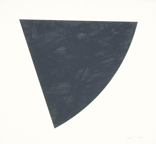 , 'Untitled (Gray),' 1988, Lora Reynolds Gallery