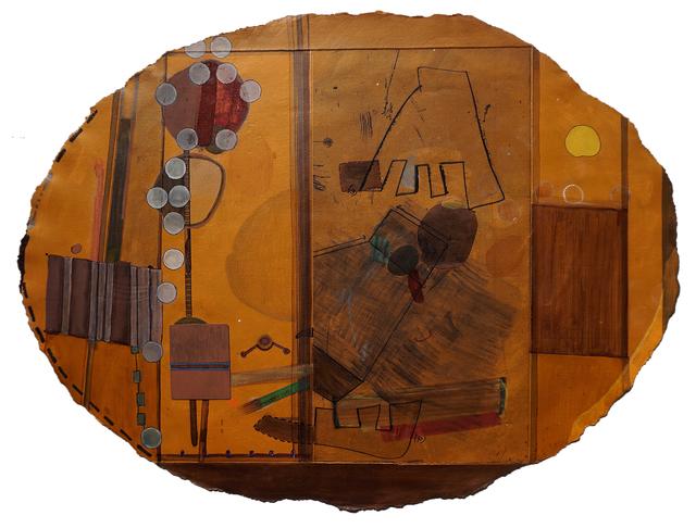 , 'Green rocket,' 2016, Gallery Espace