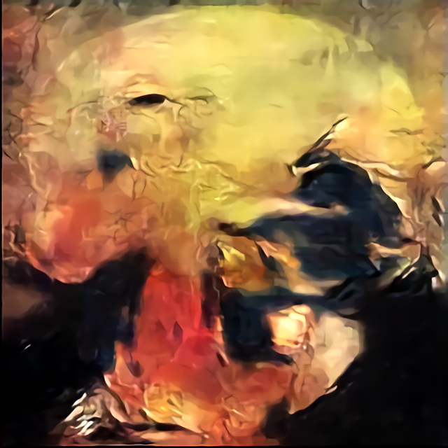 AICAN, 'Faceless Portrait #5', 2019, HG Contemporary
